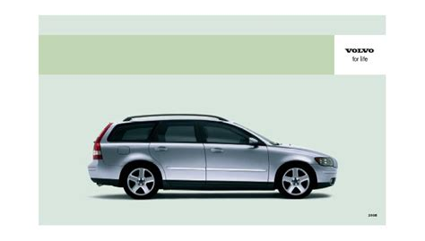 service manual how cars run 2006 volvo v50 windshield wipe control how to replace windshield 2006 volvo v50