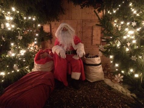 images of christmas father father christmas is here church farm stow bardolph