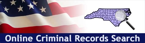 United States Criminal Record Search Carolina Criminal Records Perform Criminal Background Checks