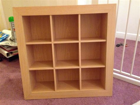 Box Wall Shelving Units Box Wall Shelving Unit Halesowen Dudley