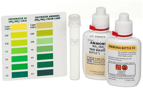 Sera Amonia Ammonia Test Kit seaview aquarium centre api ammonia test kit