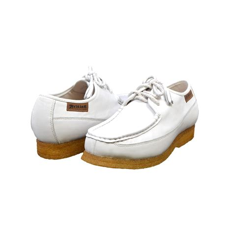 all white oxford shoes collection s crown all white oxford leather