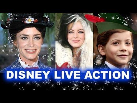 film disney live action mary poppins emily blunt cruella emma stone upcoming