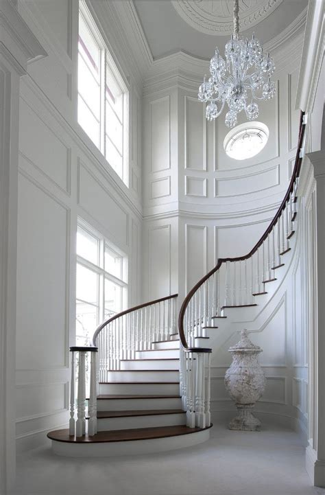 Glorious White Wood Paneling with Brown and Beige