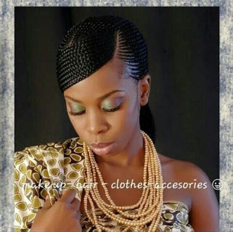 Wedding Canerow Hair Styles From Nigeria | 78 best images about creativity of cornrows on pinterest