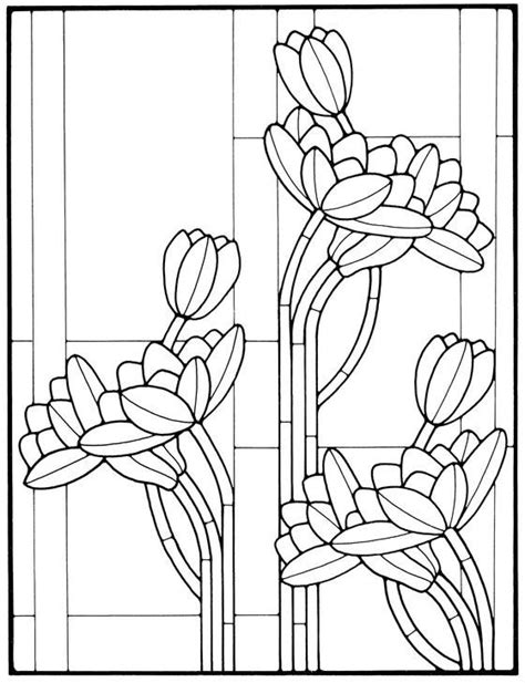 stained glass l designs 380 best stained glass patterns images on
