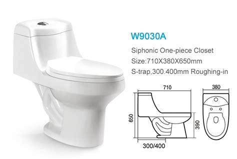 bathroom pot one piece bathroom siphonic flush toilet pot buy toilet