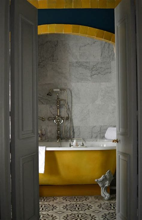 Bathroom Color Mustard Decorating With Berry Hues And Mustard Colors Decoholic