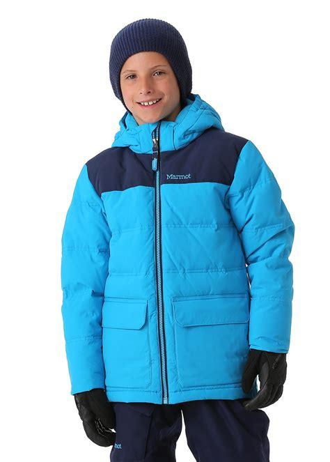 0344 Hem Winter Boy marmot boys rail jacket