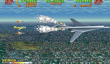 play carrier air wing capcom cps 1 online   play retro