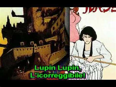 lupin testo search results for hello lupin sigla italiana testo