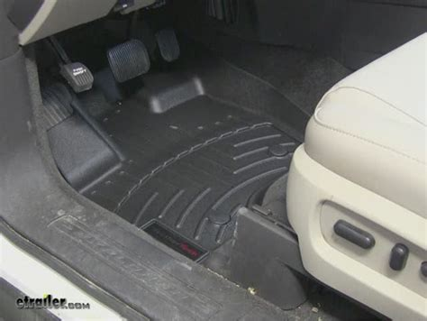 floor mats weathertech