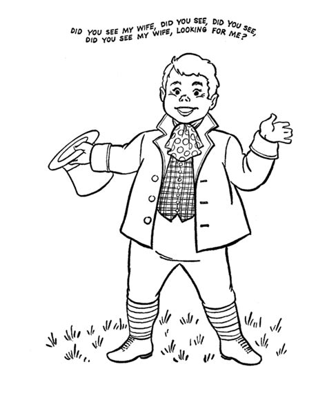 free coloring pages of my many colored days