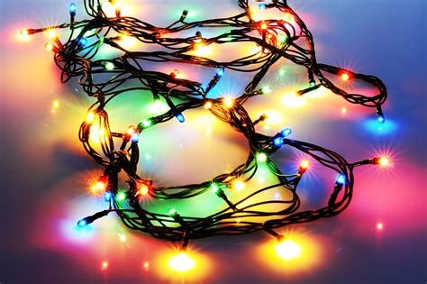 wallpaper for led desktop led light christmas tree garland wallpapers and images