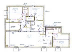 Finished Basement Floor Plans by Basement Floor Plan Craftsman Basement Finish Colorado
