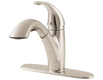 price pfister stainless steel kitchen faucet parisa t34 3nss price pfister gt534 7ss parisa single handle pull out