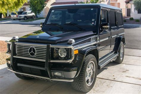 2005 Mercedes G55 Amg by 2005 Mercedes G55 Amg For Sale 2061475 Hemmings