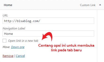 membuat link new tab di php membuat link terbuka di tab baru pada wordpress bisablog
