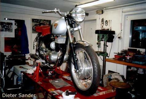 Motorrad Garage Hannover by Werkstatt Garage Eine Maico In Neuem Gewande Galerie