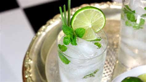 Lemongrass Lime Mojito Today Com Mojito Day 10 Killer Cocktail Tattoos