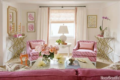 pink and gold living room gold and pink living room design contemporary living room benjamin white blush
