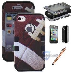 Rugged Gifts by New Hybrid Rugged Rubber Bling Cover For