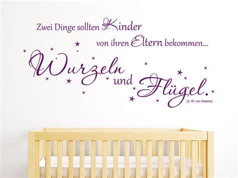 Wandtattoo Kinderzimmer Pippi Langstrumpf by Wandtattoo Zwei Dinge Sollten Kinder Ihren