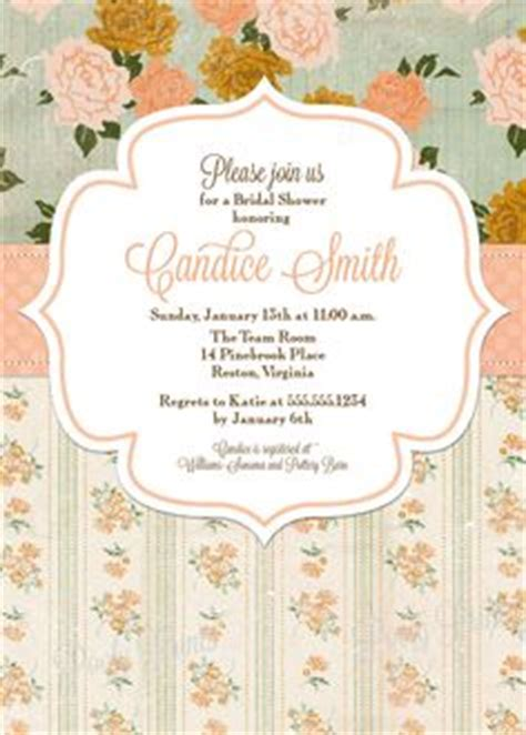 vintage shabby chic bridal shower invitations vintage shabby chic bridal wedding shower ideas chic bridal showers bridal showers and