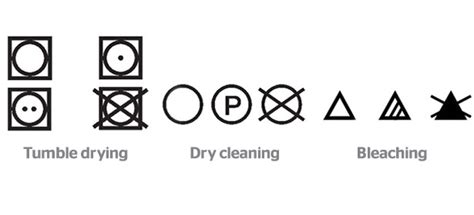 cleaning meaning washing symbols explained which