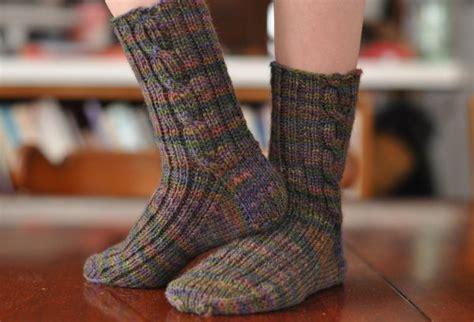 knitting pattern boot socks quick knit boot socks lynn carson harris