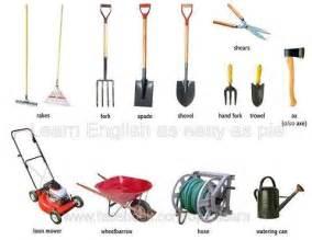 gardening tools esl pinterest