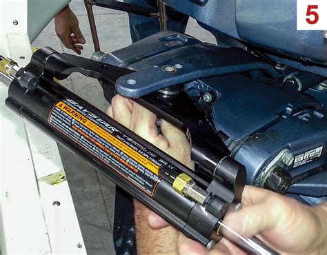 boat steering cable troubleshooting cut the cable boating world