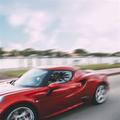 Alfa Romeo Miami by Miami With Alfa Romeo 4c Galla