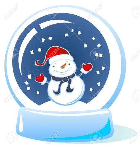 neve clipart snowman snow globe clipart clipground