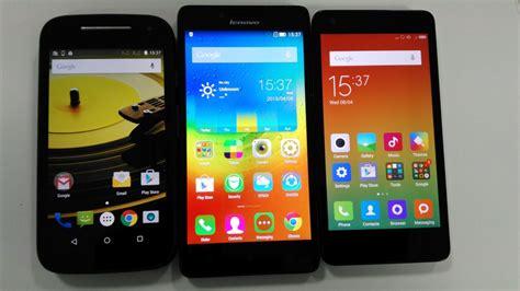 Lenovo A6000 Plus Vs Xiaomi Redmi 2 lenovo a6000 plus vs moto e 2nd vs xiaomi redmi 2