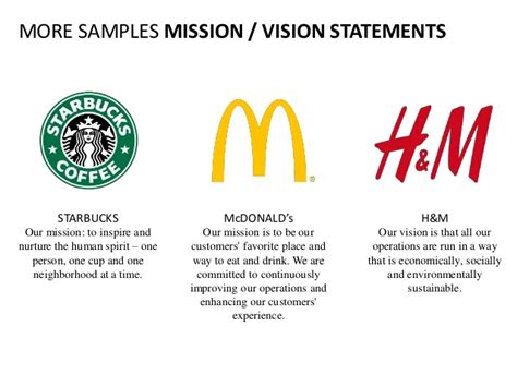 mcdonald s unveils new mission and image for brand ambassador