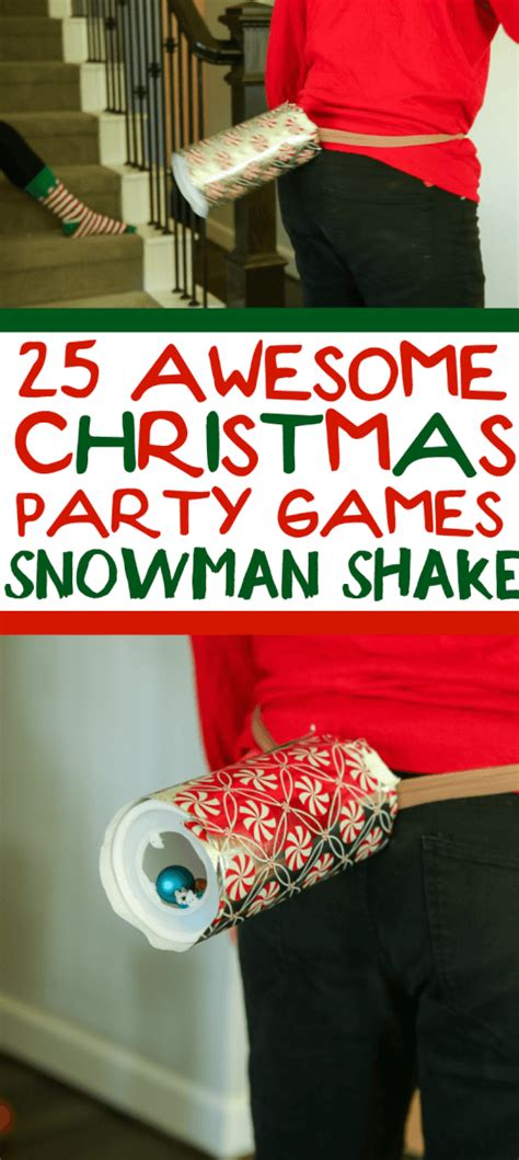 diy christmas party games for groups 25 hilarious for adults play plan