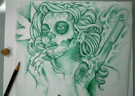60 famous catrina tattoos designs and sketches golfian com