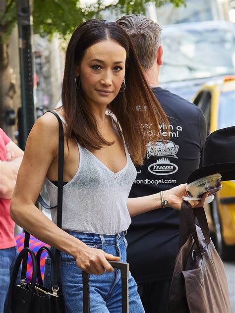 Q And A 06 maggie q leaving hotel in new york 06 09 2017