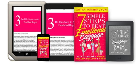 whole and happy living simple steps to improve mind and relationships books 7 simple steps to beat emotional baggage emotional