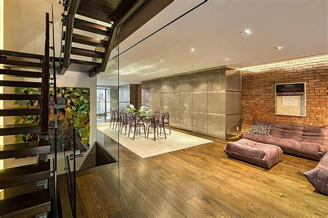 Read next living in london amazing riverside penthouse designed by