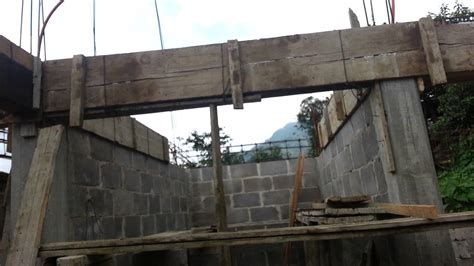 cadenas prefabricadas construccion trabes de carga youtube