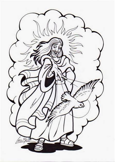 imagenes en blanco y negro del espiritu santo la catequesis el blog de sandra recursos catequesis