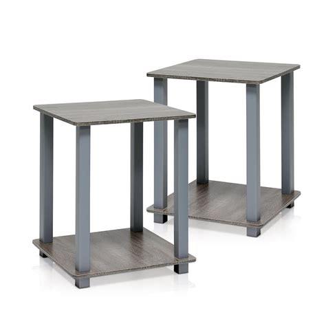 gray accent table gray end table home furniture design