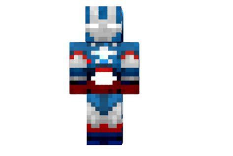 captain iron man skin mod minecraft.net