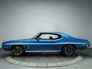 1972 Pontiac Lemans Gto 1972 Pontiac Lemans Gto Hardtop Coupe D37 Classic