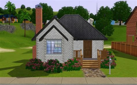 simple sims 3 house plans sims 3 simple house plans my sims 3 sweet home americana