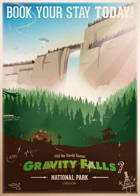 gravity falls oregon map gravity falls national park by ameba2k on deviantart