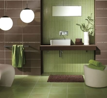 green and brown bathroom decorating ideas estelle je cherche 224 r 233 organiser ma salle de bains