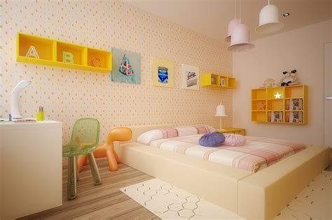 Kids Room by Colorful Kids Rooms